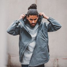 Lateral Bonded Jacket by 10 Deep #fashion #mens #wear
