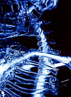 Embodiment: A Neon Skeleton by Eric Franklin #light #neon #skeleton