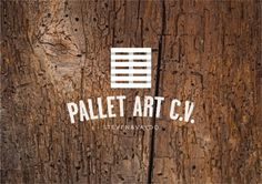 Pallet Art C.V. on Behance #logo #brand #branding