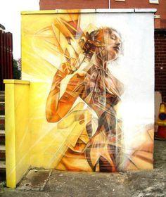 Street Art 101 #inspiration #art #street