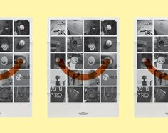 FFFFOUND! | Studio Worldwide – Recent Projects Special | September Industry #smile #bold #poster #image
