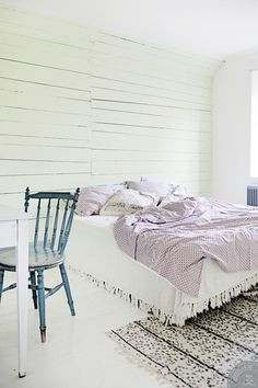 Méchant Design #bedroom #white