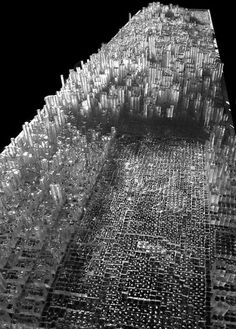 Ramón Espantaleón: First Apple | Colossal #ramn #sculpture #espantalen #architecture #york #new