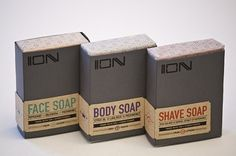 ION #packaging