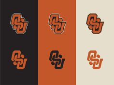 Proposed Oregon State University rebrand by Darrin Crescenzi #logotype #identity #typography