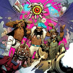 flatbush zombies '3001: A Laced Odyssey'