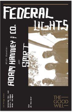 Federal Lights Concert