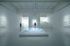 CJWHO ™ (6 Months of Tonal Vibrations of Tchaikovsky's Swan...) #swan #installation #design #tchaikovsky #art #lake #ice