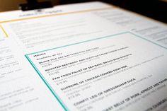 Amicus #dashed #print #design #menu #boxes #wood #drinks #cocktails