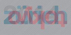 news #typography #3D #illusion