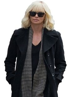 Charlize Theron is a Lovely Actress and She Wore This Amazing Wool Coat in Atomic Blonde Movie. Her Character is Well Renowned as Lorraine Broughton. https://tinyurl.com/y62yzylw #charlizetheron #atomicblonde #lorrainebroughton #actress #woolcoat #blackcoat #fashion #womenfashion