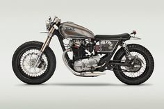 Aug 9, 2011 #bike #caf racer #xs650 #modification