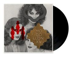 FFFFOUND! | MOGOLLON Self Promotion on the Behance Network #cover #album #xv #mogollon