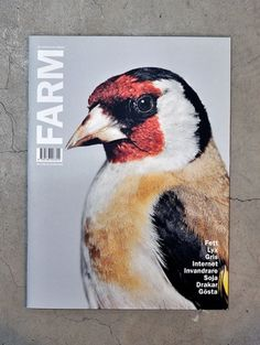 BachGarde #cover #magazine #editorial #farm