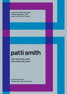 patti smith at max's kansas city, 1974 - swissted