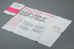 Creative Review - Infographics to aid The Girl Effect #simple #informational #unfolded #poster