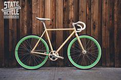 Sara Lindholm - kentson: Industry design (custom bike) ...
