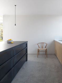 Feversham House by McLaren Excell. Photo © McLaren Excell. #kitchen #simplicity #mclarenexcell