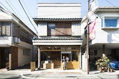 Okomeya by Schemata Architects