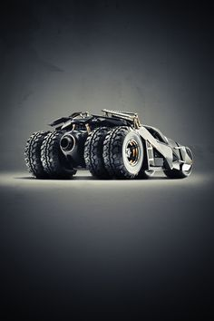 Cars we love on Behance #dc #vehicle #batman #pod #tumbler #bat #photography #film
