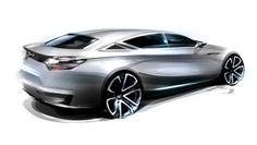 Sketch, design, auto #doodle #ps #auto #car #sketch