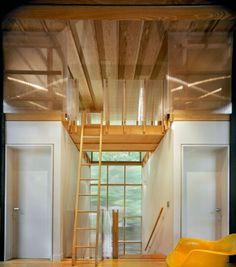 House in shawangunks #interior