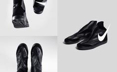 Sneaker Design Hanzo on Behance
