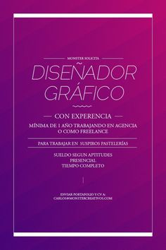 + Flyers #sonora #line #designer #flyer #graphic #minimalism #mxico #poster #purple