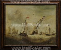 9 Amazing Landscape Oil Paintings by Mariva #oilpainting #llandscaoe #landscape #sea #painting #paintings #oil