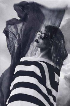 Wind - Fashion Photography Series by Katya Latanskaya