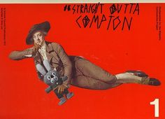 FFFFOUND! | Craig Atkinson #straight #compton #outta