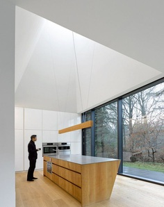 An Intergenerational Home Conceived by Williamson Williamson as Two Distinct Residences 3