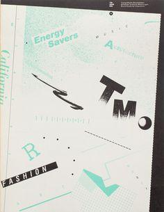 Typografische Monatsblätter | Cover from 1980 issue 5 | Willi Kunz & Grace Kao #layout #swiss #typography