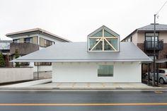 House with Dormer Window