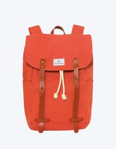No. 2 - Backpack, Terracotta #fashion #bag #backpack