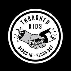 THRASHED KIDS   Sketchy Tank