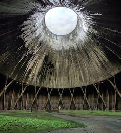 Forgotten and Abandoned Architectures – Fubiz™