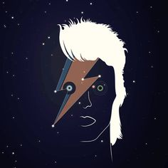Bowie - Illustration - Max Saliba