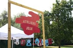 Longevity 2016 — Festival — Jardin des Deux rives — signalétique