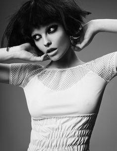 Lukasz Pukowiec Photographer #model #girl #photography #portrait #fashion #editorial #beauty