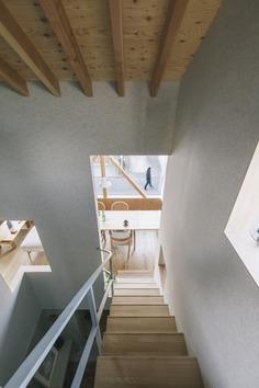 House In Kita-Koshigaya by Tamotsu Ito Architecture Office