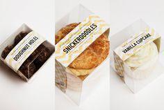 PROVO BAKERY on the Behance Network #indentity #bakery #sweet
