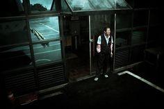 Smoke Break by Amizyo Hairie #smoke #korea #photogra #journalism #photography #rain #mood