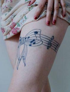 50 Incredible Leg Tattoos