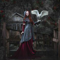 Gorgeous Fine Art Portraiture by Margarita Kareva