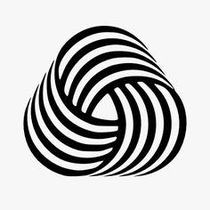 Franco Grignani — Woolmark (1963) #logotype #icon #woolmark #grignani #logo #franco