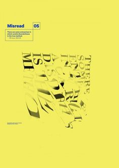 Misread by Dimo Trifonov | Incredible Types #incredible #misread #types #trifonov #dimo