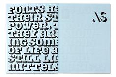 Slanted - Typo Weblog & Magazin - Das Gefühl Typografie - Alles über Schriften, Fontlabels & Design #slanted #design #graphic #magma #magazine #typography