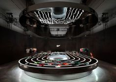 Nike Free 2013 installation by Studio at Large #stadium #nike #retail