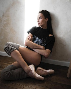 Breathtaking Portraits Reveal The Haunting Beauty of Ballet